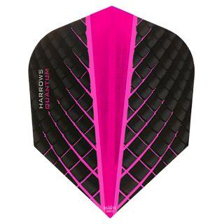 Harrows Quantum Pink Dart Flights - F0440