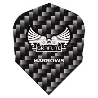 Harrows Graflite Dart Flights - F0441