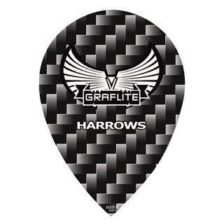 Harrows Graflite Dart Flights - F0442