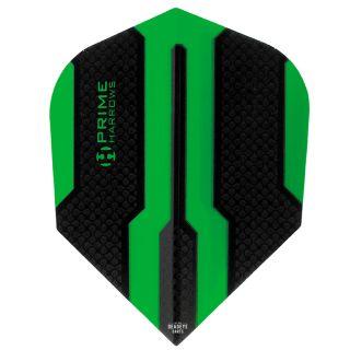 Harrows Prime Green Dart Flights - F0447