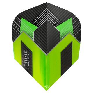 Harrows Prime Green Dart Flights - F0451