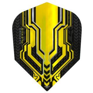 Harrows Plexus Yellow Dart Flights - F0457