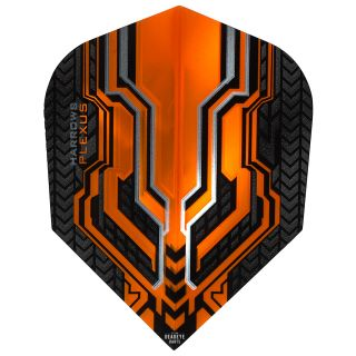 Harrows Plexus Orange Dart Flights - F0461