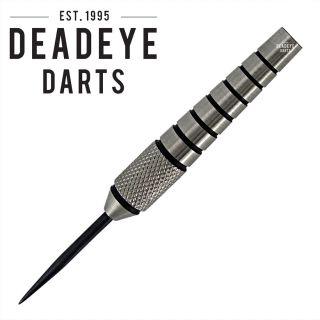 Deadeye Heavy Metal BARRELS ONLY Darts - 34gms