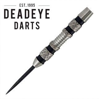 Deadeye Midnight 25g Darts - D0532