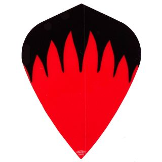 Deadeye Super Metronic Dart Flights - F1213