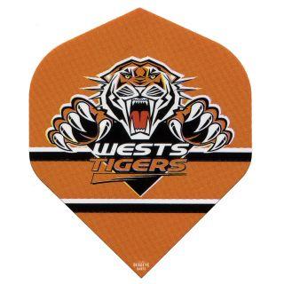 NRL Rugby League Dart Flights - F1233