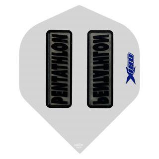 Pentathlon - Xtream 180 Dart Flights - F1307