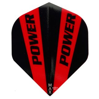Ruthless Power Max - Standard - Black/Red - F1336