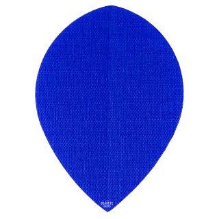 Deadeye Rip Stop Fabric Dart Flights - Pear - Blue - F1344