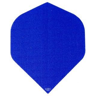 Deadeye Rip Stop Fabric Dart Flights - Standard - Blue - F1356