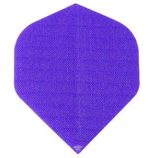 Deadeye Rip Stop Fabric Dart Flights - Standard - Purple - F1359