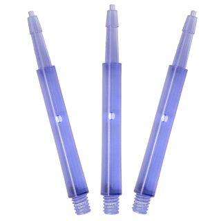 Harrows - Clic Normal Shafts - Medium - 37mm - Blue
