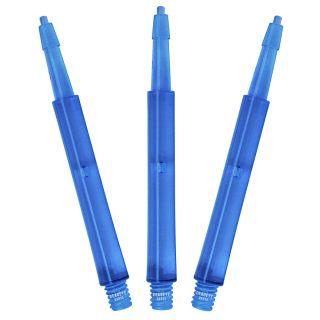 Harrows - Clic Normal Shafts - Medium - 37mm - Aqua