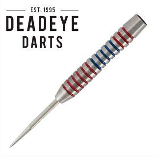 Deadeye Scalloped Special Grip 22g Darts - D0687
