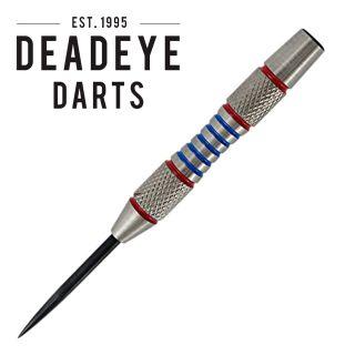 Deadeye Scalloped Special Grip 25g Darts - D0434