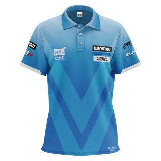 Winmau Vincent van der Voort  Dart Shirt - M-3XL