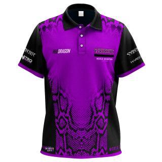 Snakebite World Champion Edition Tour Dart Shirt - S-3XL