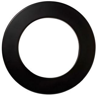 Deadeye Black Dartboard Surround - Plain - SUR018