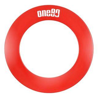 ONE80 Red Dartboard Surround