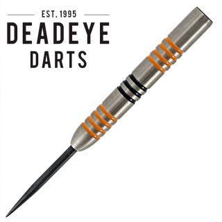 Deadeye Volcano BARRELS ONLY Darts - 22gms - B090
