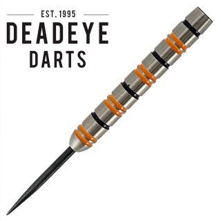 Deadeye Volcano BARRELS ONLY Darts - 25gms - B0097