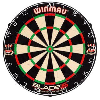Winmau Blade 5 with Winmau Surround plus Optional Accessories