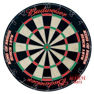Budweiser Bristle Dartboard