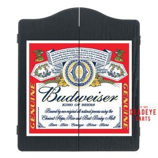 Winmau Budweiser Black Cabinet