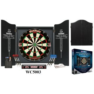 Winmau Professional Dartboard Set
