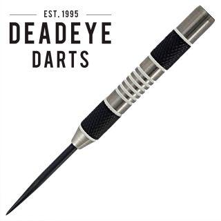Deadeye White Knight BARRELS ONLY Darts - 24gms