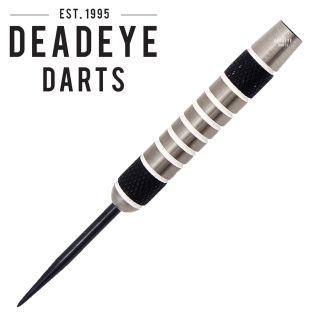 Deadeye White Knight BARRELS ONLY Darts - 26gms