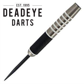 Deadeye White Knight BARRELS ONLY Darts - 28gms