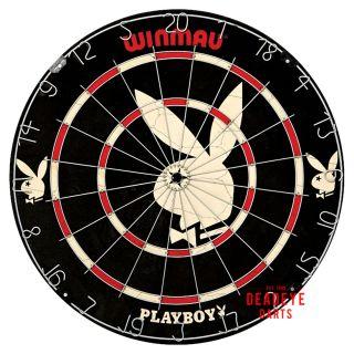 Playboy Bristle Dartboard