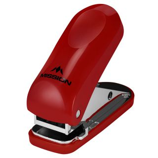Mission F-Lock Pro Flight Punch - Pocket Size - Heavy Duty - Red