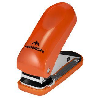 Mission F-Lock Pro Flight Punch - Pocket Size - Heavy Duty - Orange