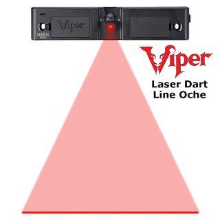 Viper Laser Dart Line - Hi-Tech Laser Beam Throw Line Oche - Adjustable - Laser Oche - X0095