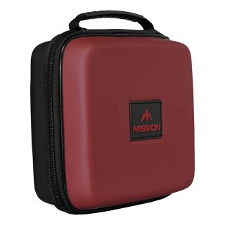 Mission Freedom Luxor Darts Case - Strong Protection - Extra Large - Red - X0122