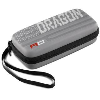 Red Dragon Monza Grey Dart Case - X0139