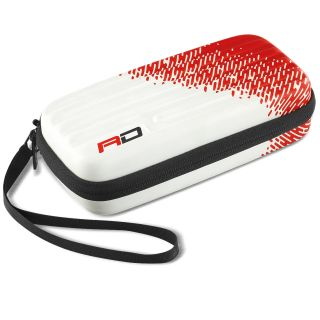 Red Dragon Monza Red & White Dart Case - X0140