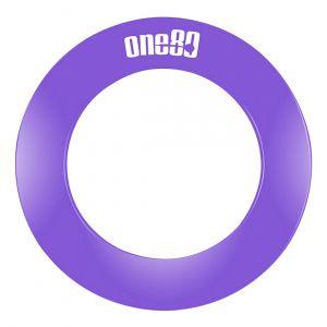 ONE80 Purple Dartboard Surround
