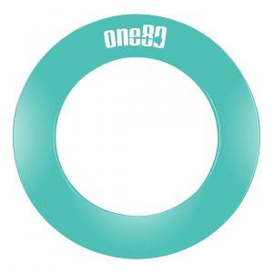ONE80 Teal Blue Dartboard Surround